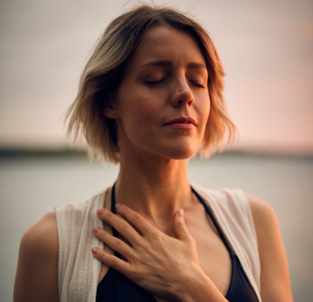 Kun osaat hengittää, opit rakastamaan